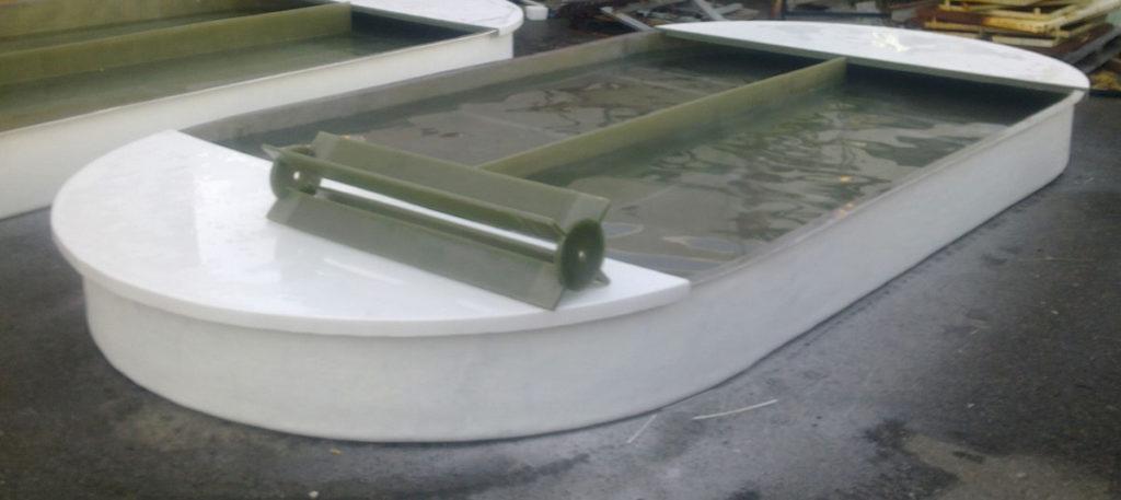 Aquaculture Tanks – AFPT Fibre Furn Tanks